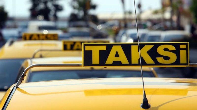 Yolcu almayan taksiye trafikten men cezası
