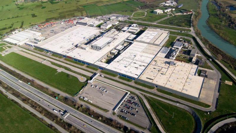 toyota fabrikası