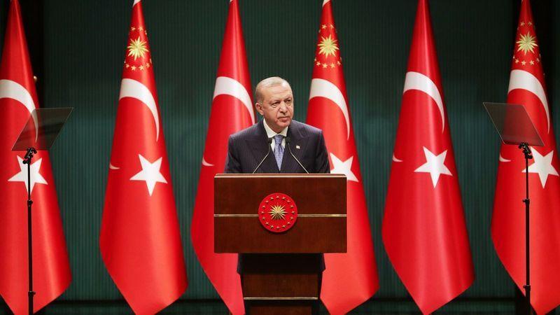 Erdoğan'dan küçük esnafa hibe müjdesi