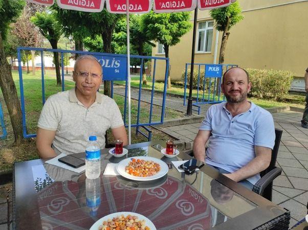 Fatih Kaya'dan Serdivan Polis Merkezi'ne ziyaret