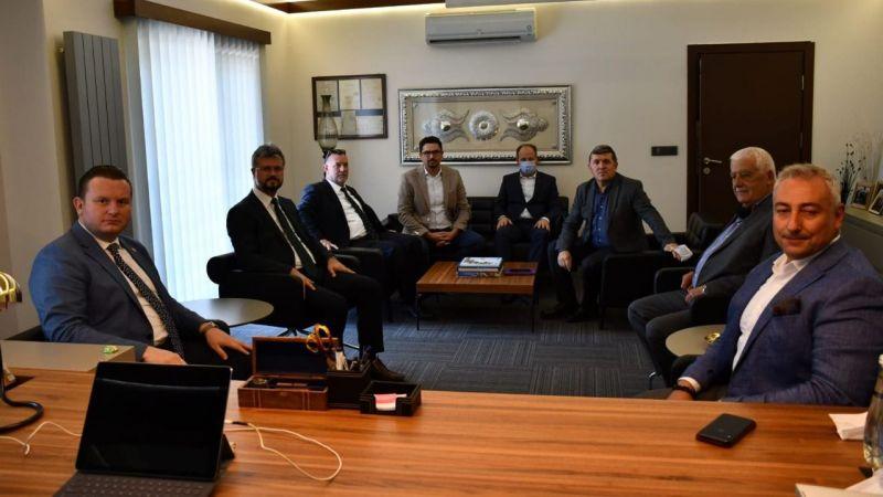 MHP Sakarya heyetinden SEDAŞ'a ziyaret