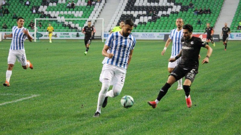 TFF 2. Lig: Sakaryaspor: 2 - Sarıyer: 0