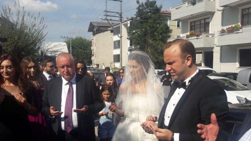 Taşdemir ve Özten evlendi