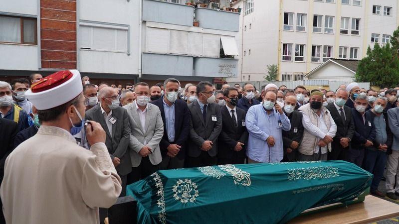 Hasan Feyzi Katıöz ebediyete uğurlandı