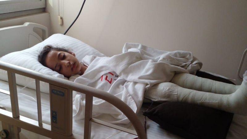 SAKVA gönüllüleri sayesinde ameliyat oldu
