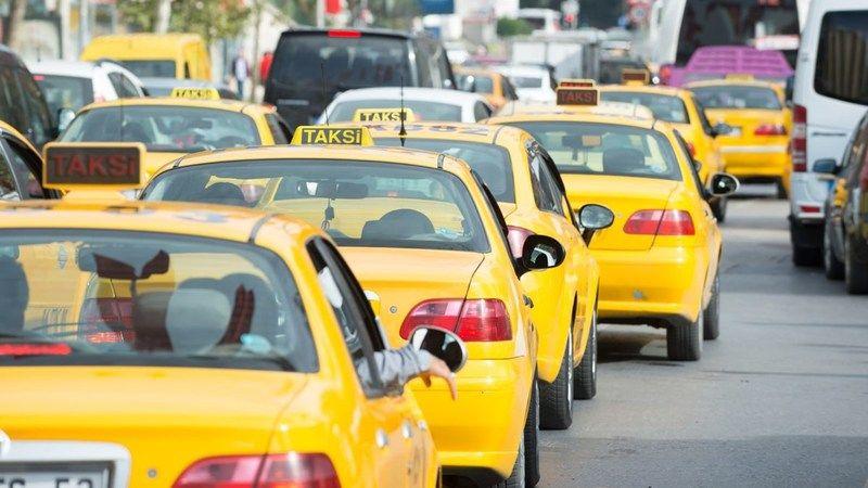 Sakarya'da taksiler zamlandı