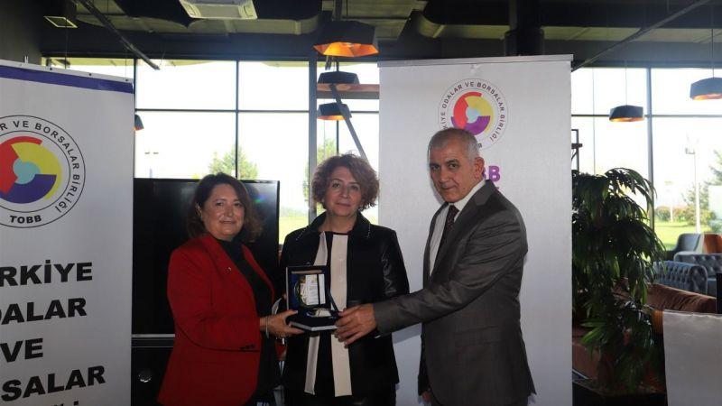 Kadın Girişimciler, Doğu Marmara Bölge Toplantısında