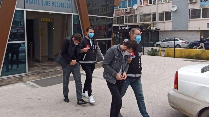 Sahte dekontla vatandaşları dolandıranlar tutuklandı