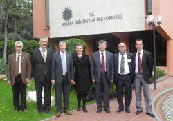 HAKSEN Ankara Üniversitesini Ziyaret Etti