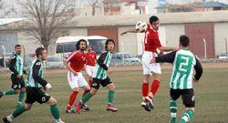 Elbistanspor, Kilis'i eli boş gönderdi: 2-0