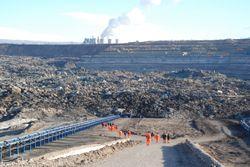 Tehlike devam ediyor kömür havzası kapatıldı