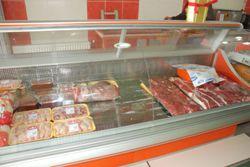 Hırsızlar 110 kg et çaldı