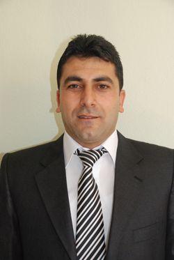 Mehmet Yalçın aday adayı