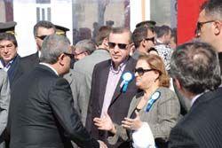 Başbakan Erdoğan ile görüştüler