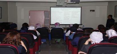 EDH'de tıbbi atık eğitimi