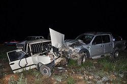 Zincirleme kazada 1 kişi öldü, 4 kişi yaralandı