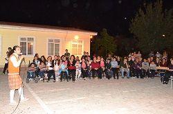 Hacı Bektaşlı öğrencilerden yılsonu programı