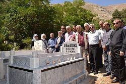 Kuyumcu, mezarı başında anıldı