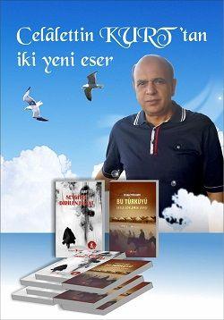 Yazar Celalettin Kurt'tan TRT'ye iki yeni eser