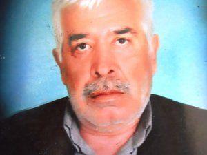 Zeynel Abidin Alkaya 61 yaşında