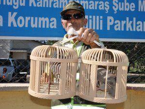 Kaçak avcılara keklik operasyonu
