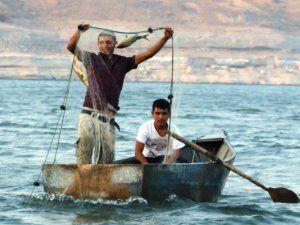 Kahramanmaraşlı balıkçılar 'Vira Bismillah' dedi