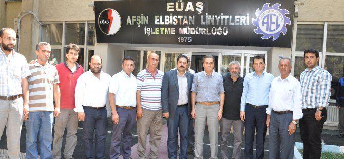 AK Parti'den ziyaret turu