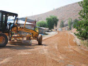Afşin Belediyesi meydanda çalışmalara başladı