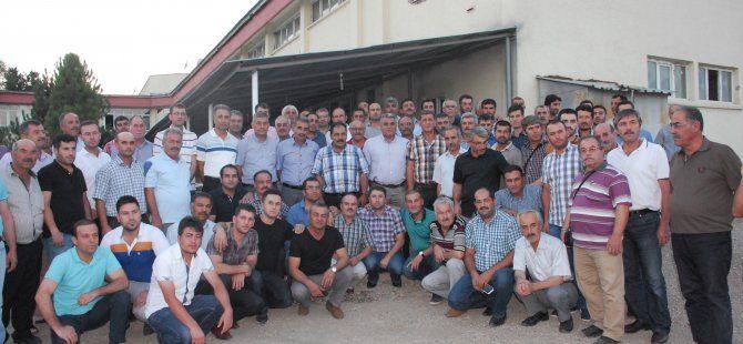 Maden-İş'te adaylar birleşti