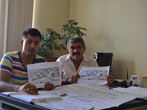 KSÜ'ye Elbistanlı mimarın projesi uygulanacak