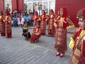 Özel Ceyhan'da törenli açılış