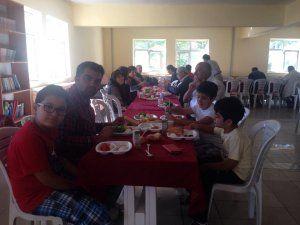 Cemevi'nden her Pazar açık büfe kahvaltı