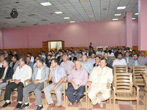 Din görevlileri tecrübelerini seminerde paylaştı
