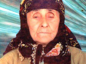 Meryem Barel 90 yaşında