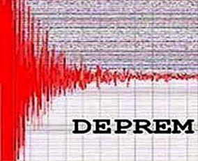 Elbistan, 3,3 şiddetli depremle sallandı