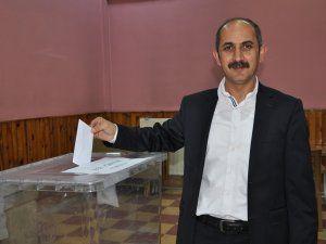 Tahsin Çıplak, yeniden başkan seçildi
