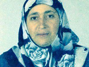 Meryem Şahin 47 yaşında
