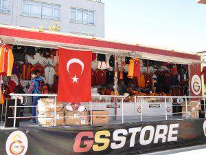GS Store Tırı Elbistan'da