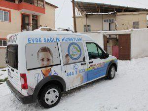 Darende'de diyaliz hastalarına özel hizmet