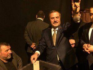 Süleyman Öner, MHP İl Başkanı oldu