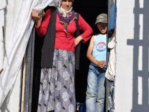 Baraj mağduru Çerkesler, çadıra mahkum oldu