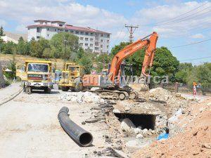 KASKİ, Kaynarca'yı yeniden inşa ediyor