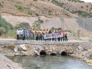 ELOFF üyeleri, Sarımağara kaynağına gezi düzenledi