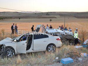 Feci kaza bir ocağı söndürdü: 3 ölü 1'i ağır 3 yaralı