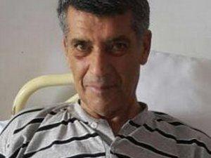 Ahmet Elmas 61 yaşında