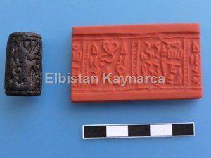 Karahüyük'te Elbistan'ın tarihine ışık tutacak eşsiz eserler bulundu