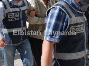 Elbistan merkezli FETÖ operasyonu: 46 öğretmen gözaltına alındı