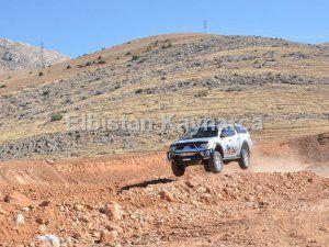 Offroad pilotları, Elbistan'da yarışacak