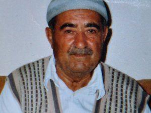 Hüseyin Bal 73 yaşında