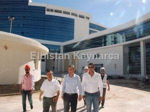 Hastane ve hükümet konağı hizmete hazır